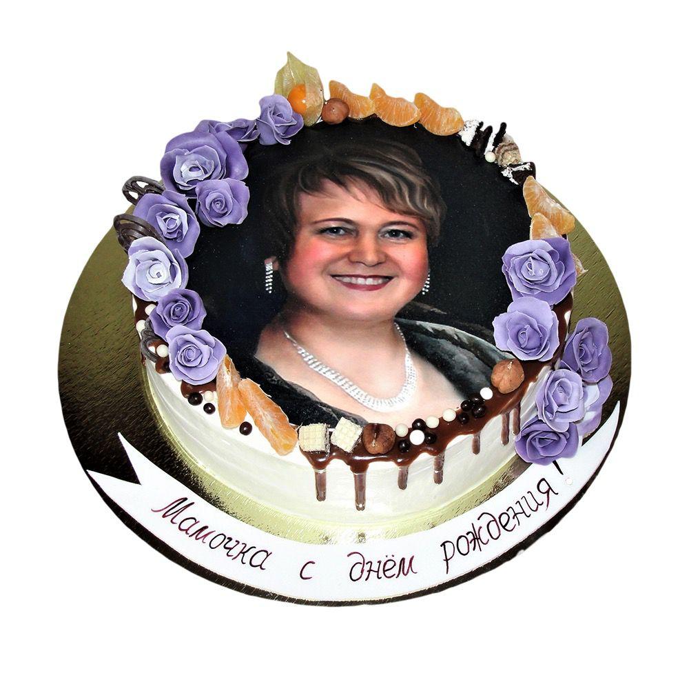 №1 Торт на день рождения