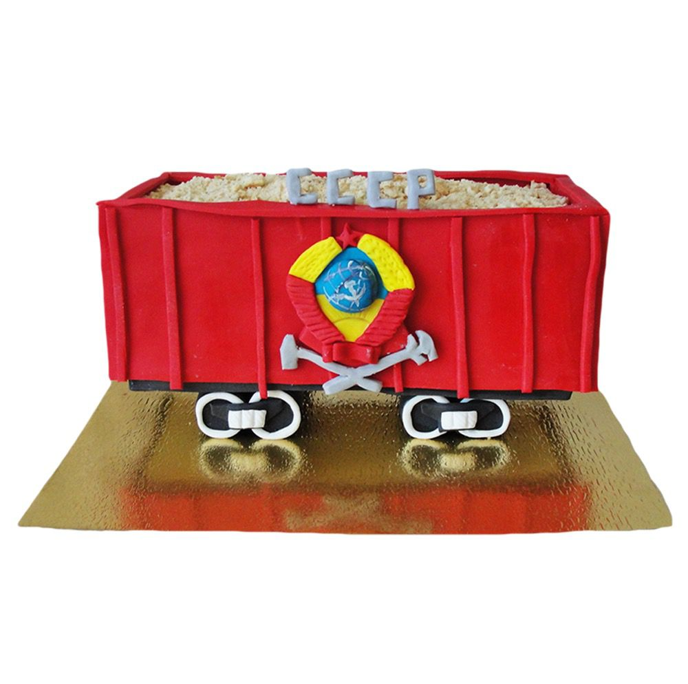 №10 Торт вагон