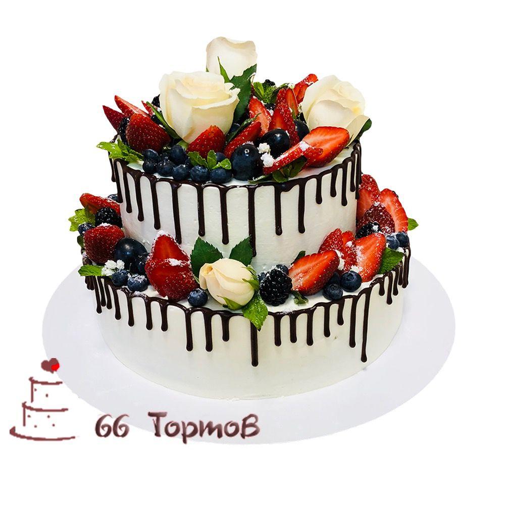 №101 Торт ягоды