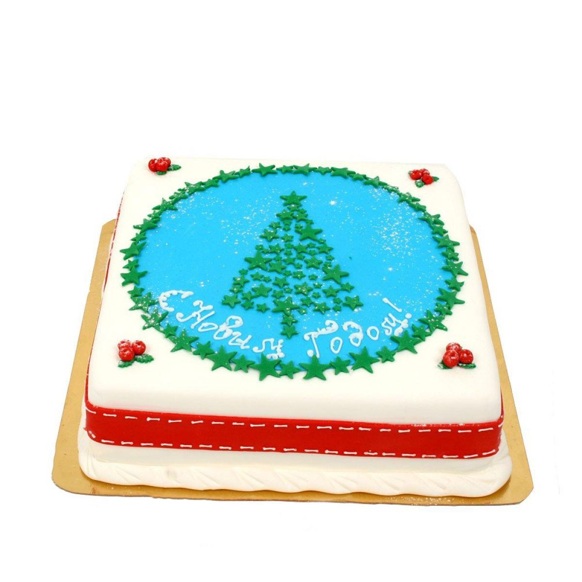 №1012 Торт елочка