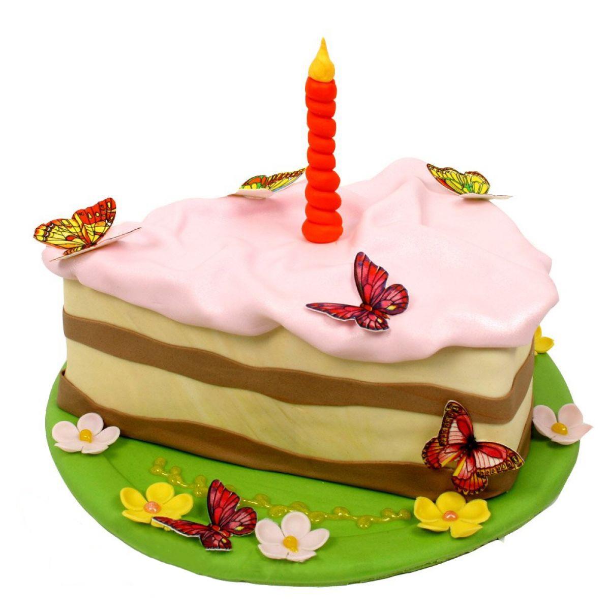 №1015 Торт бабоча