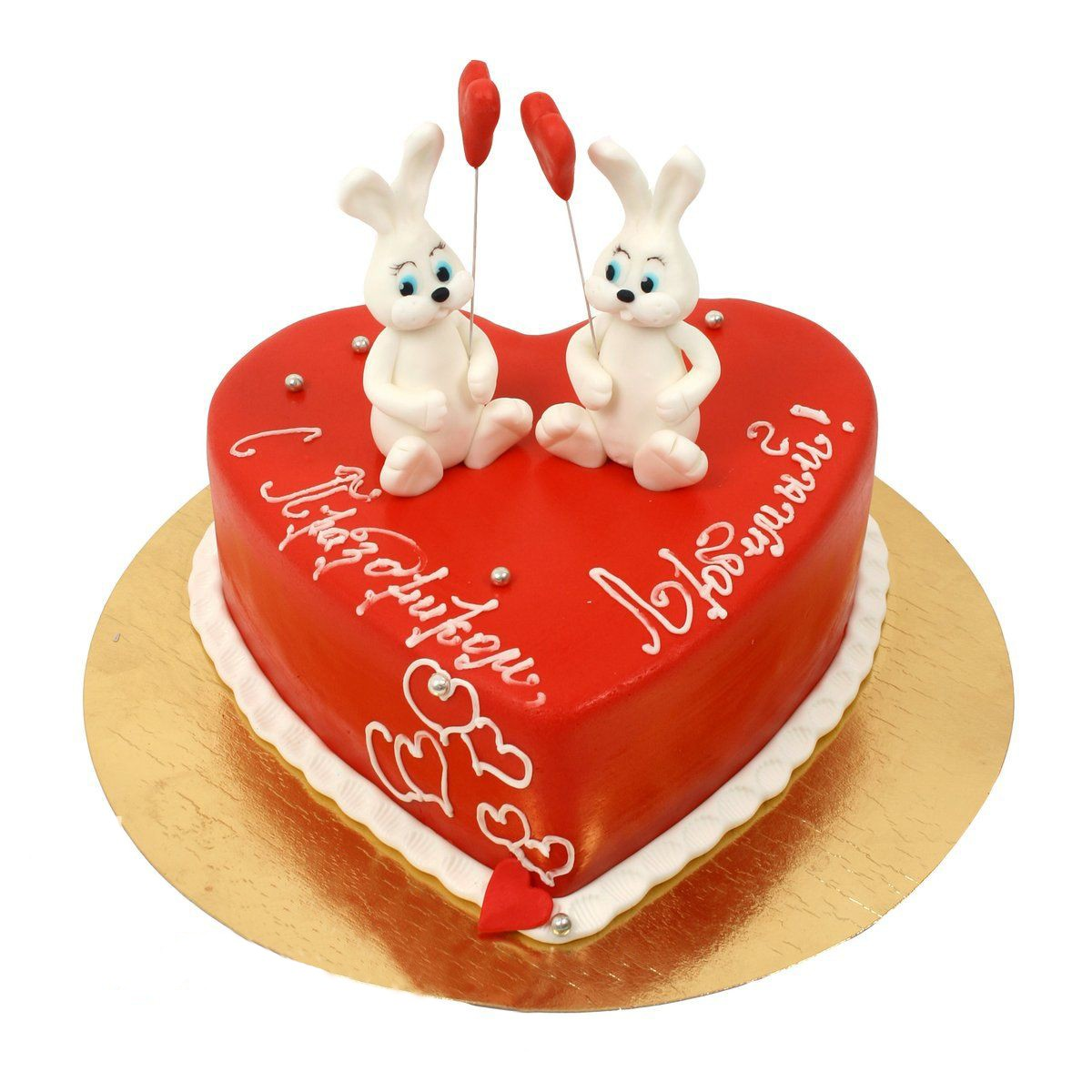 №1029 Торт зайчик