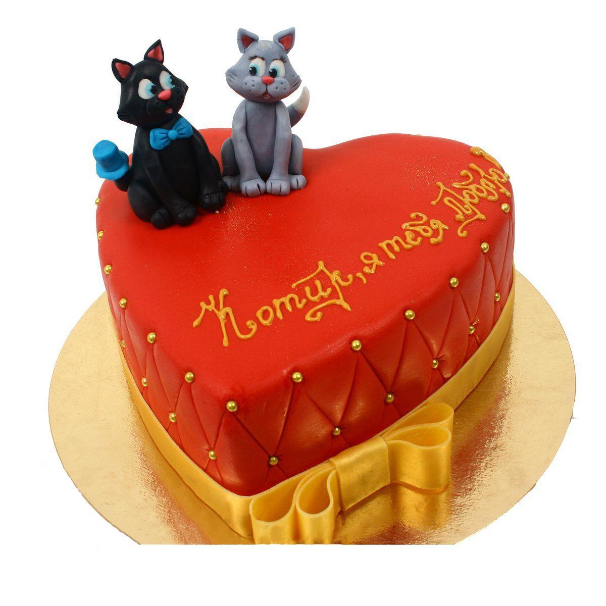 №1031 Торт котята