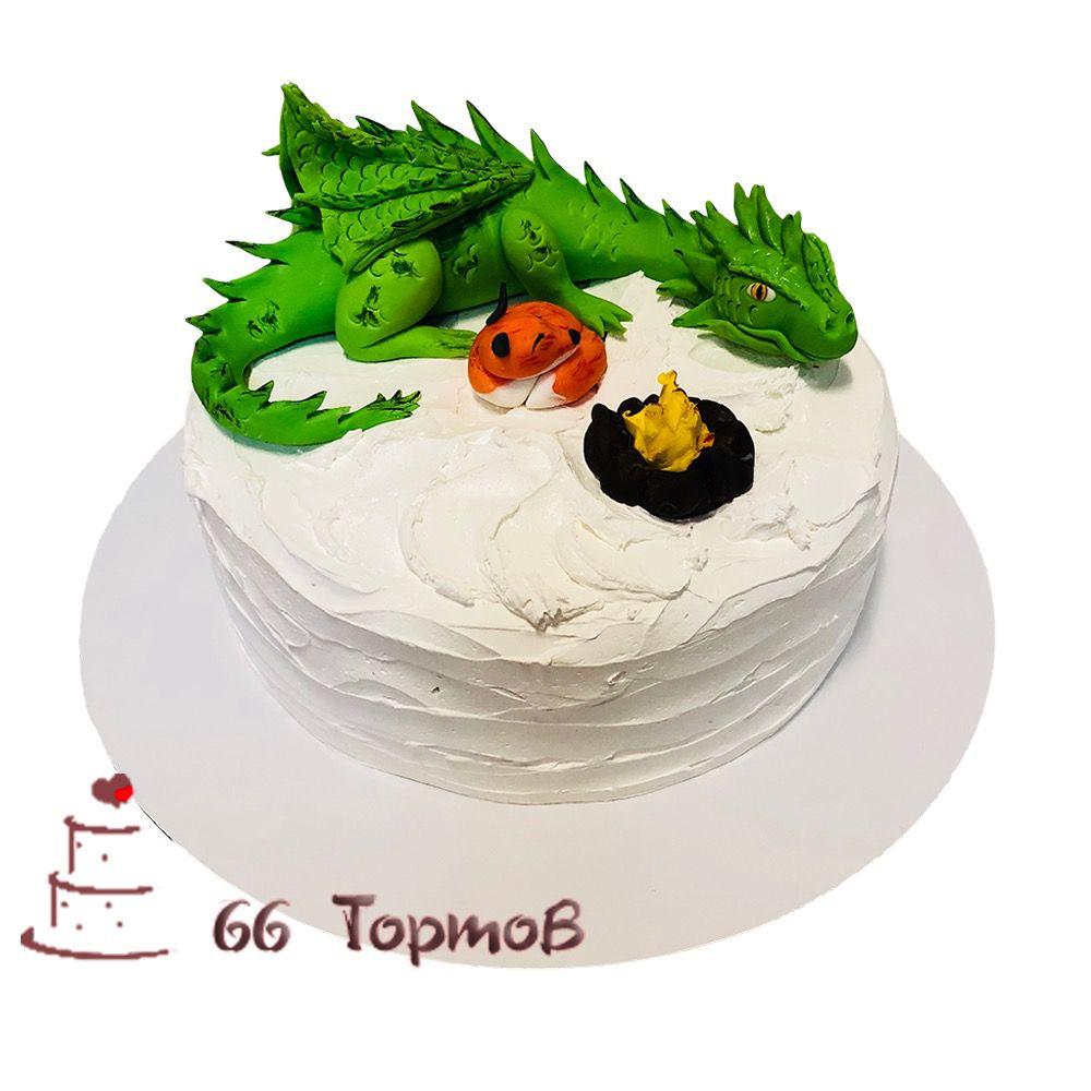 №104 Торт дракон