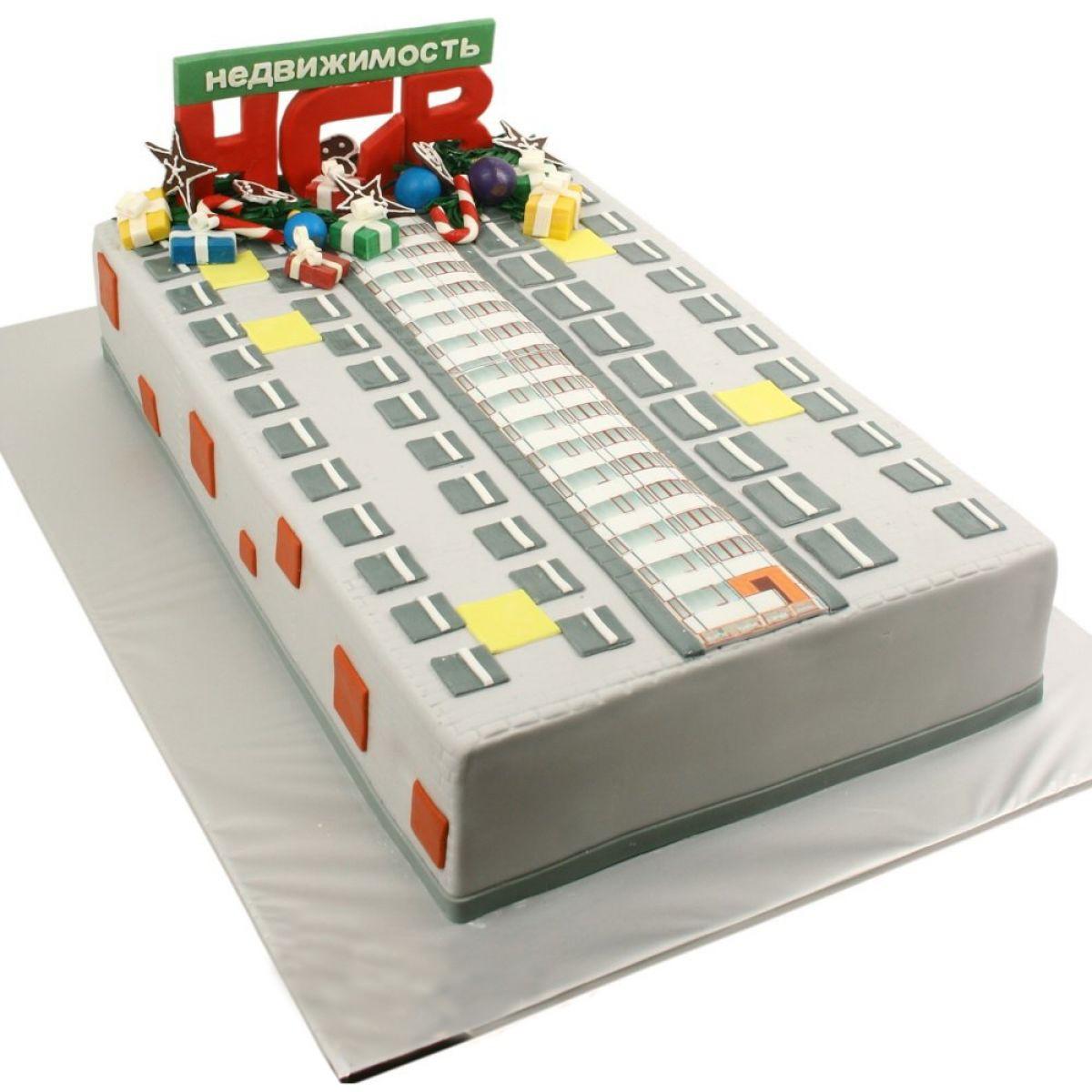 №1061 Торт дом