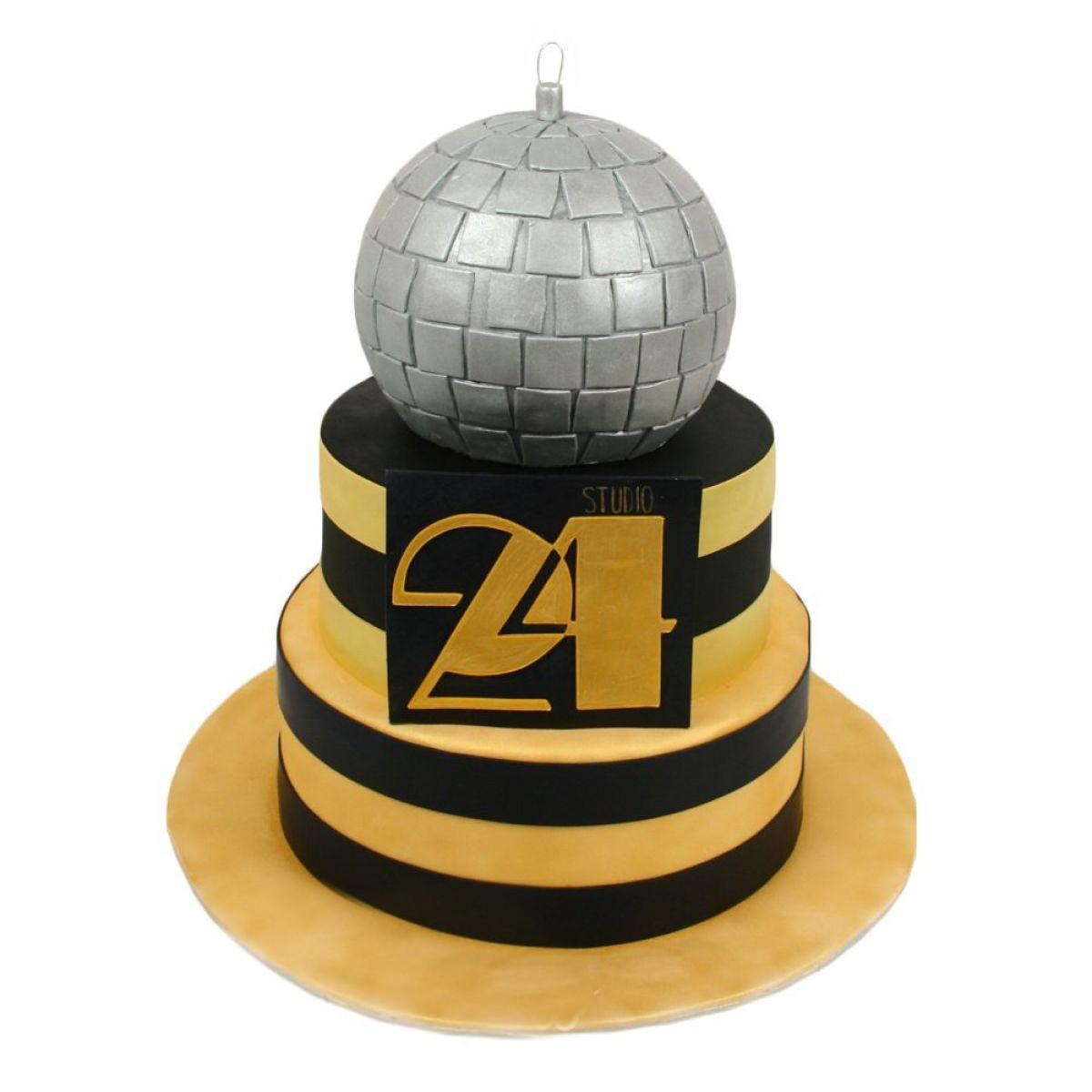 №1065 Торт шар
