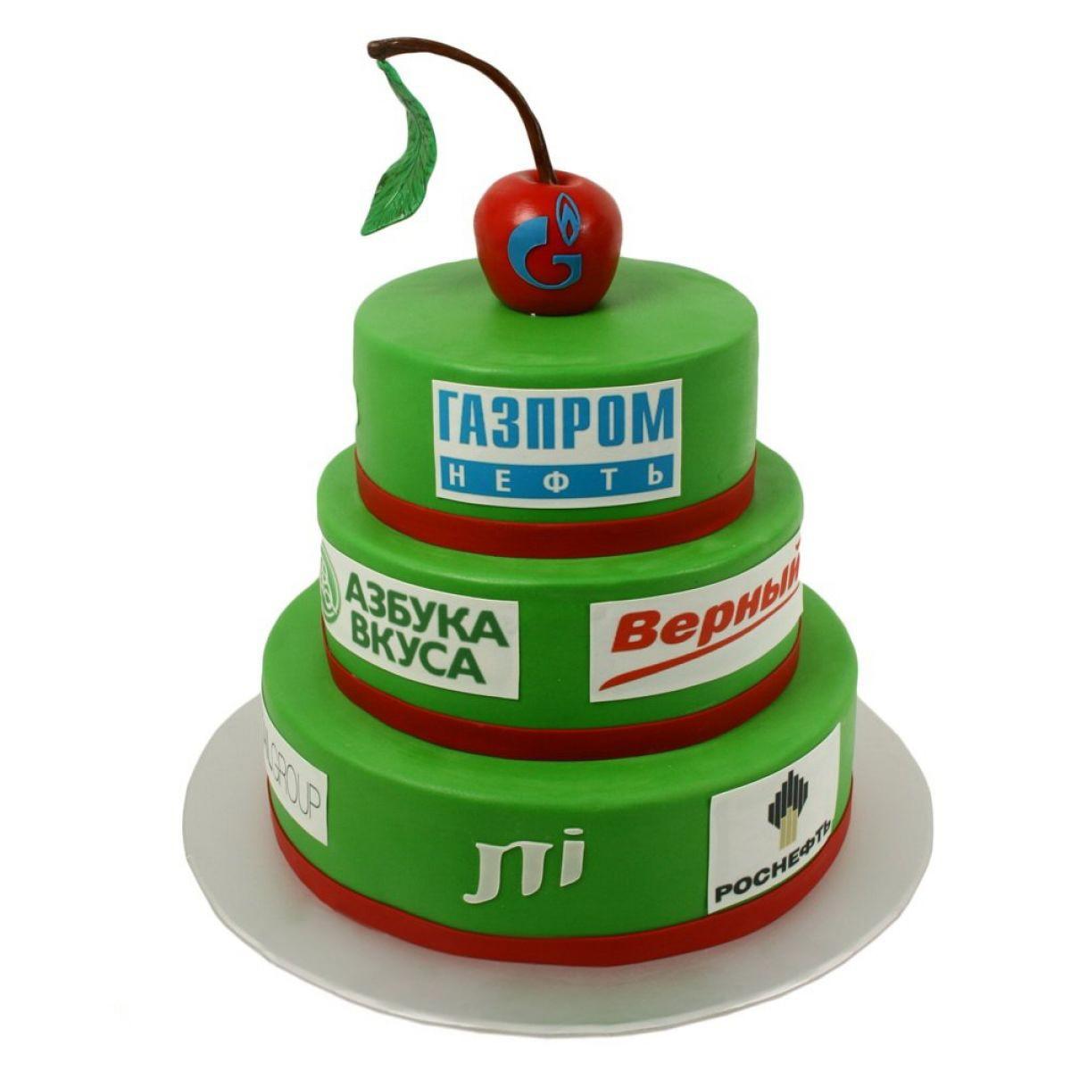 №1067 Торт газпром