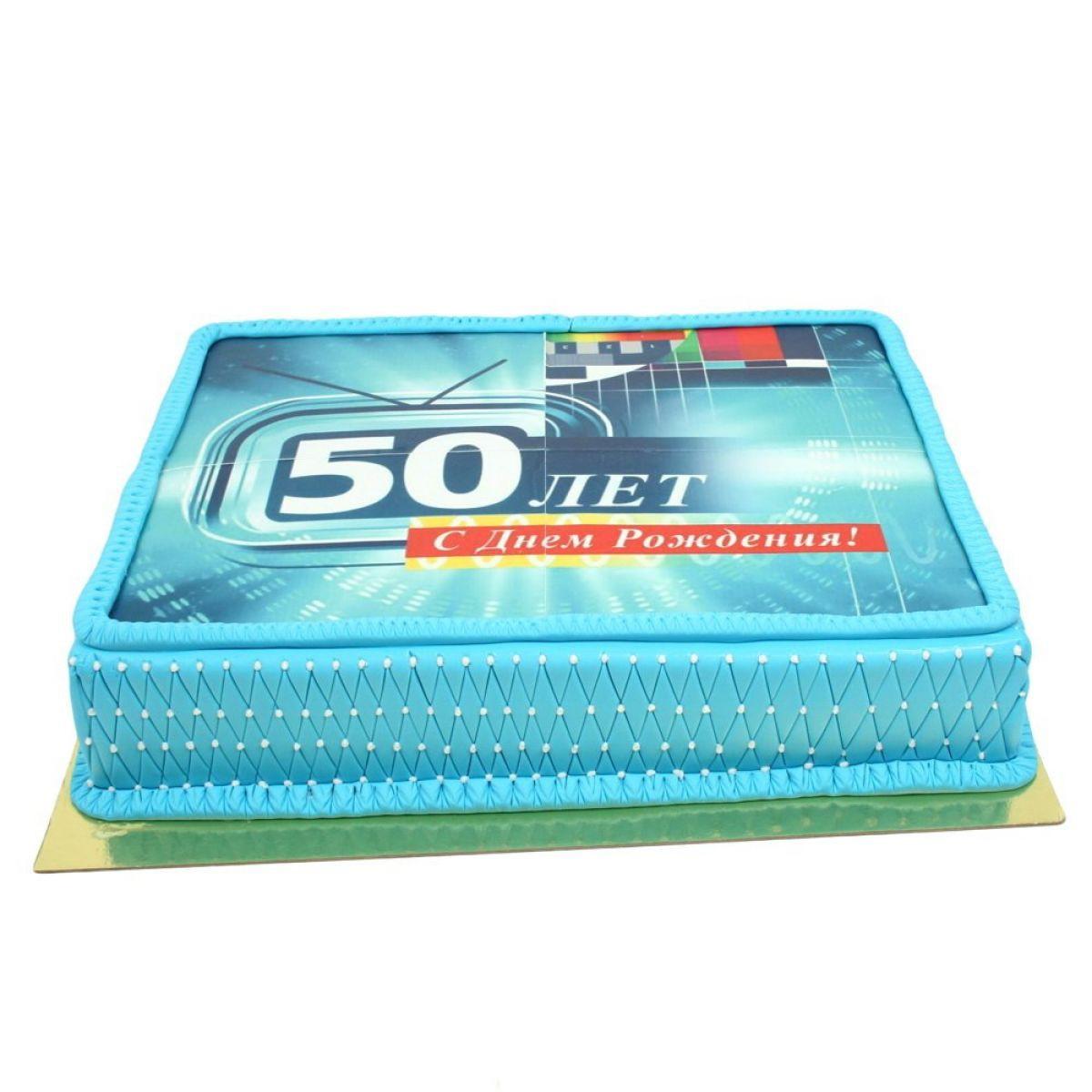 №1078 Торт телевидение