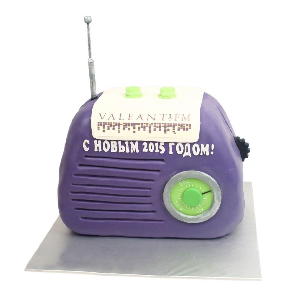№1091 Торт радио