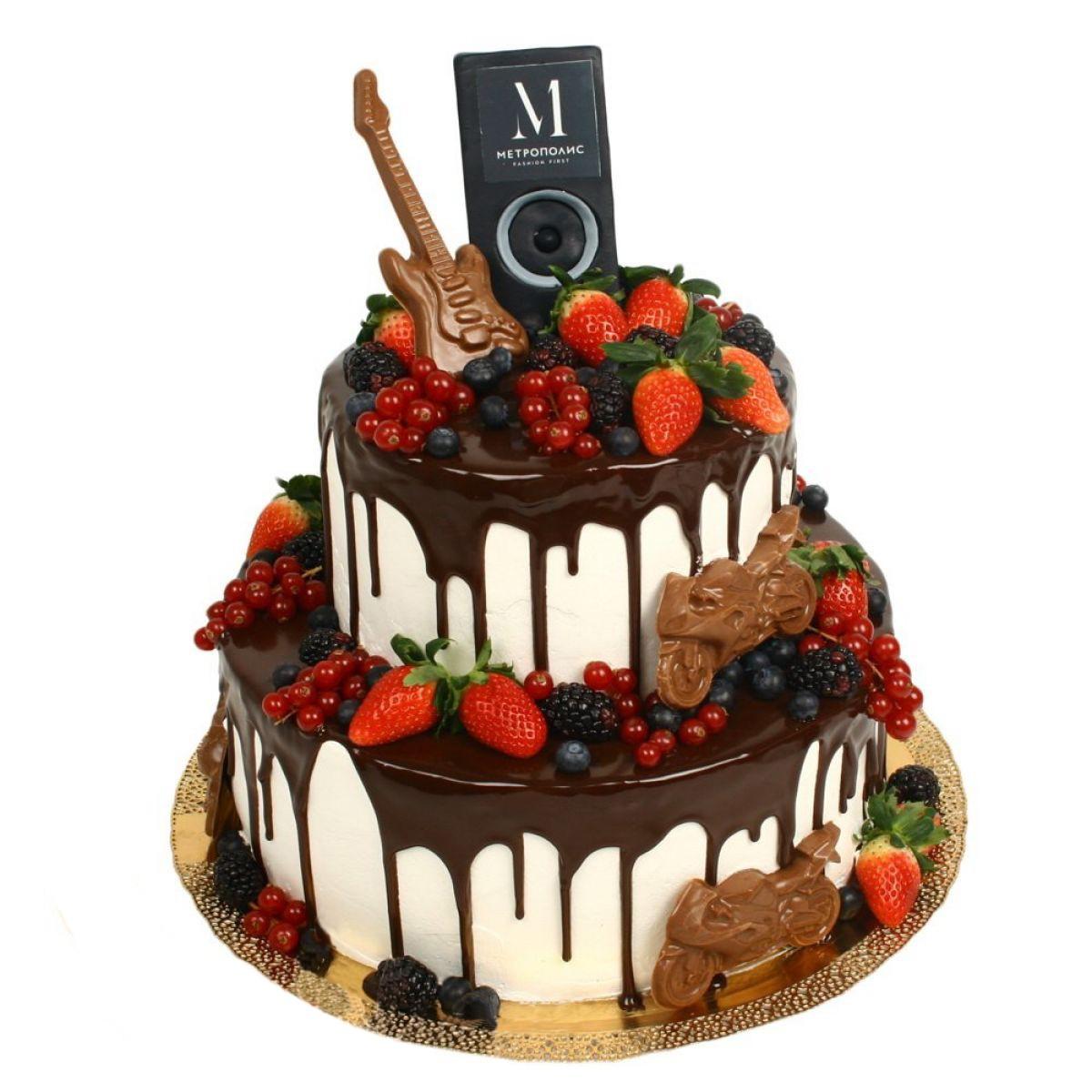 №1093 Торт музыка