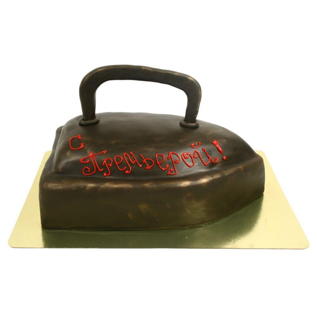№1098 Торт утюг