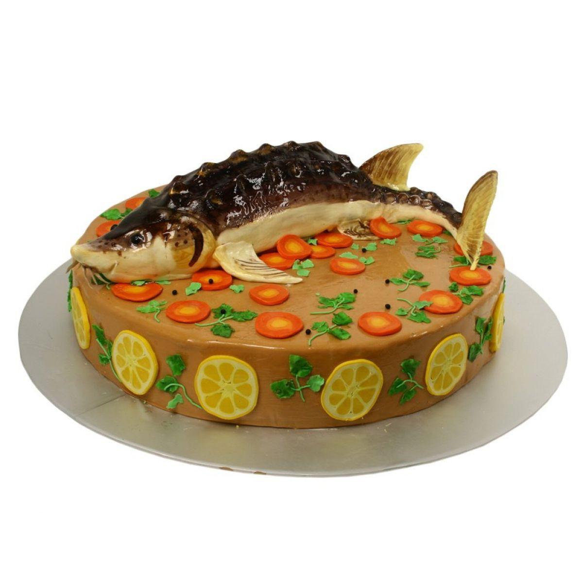 №1099 Торт щука