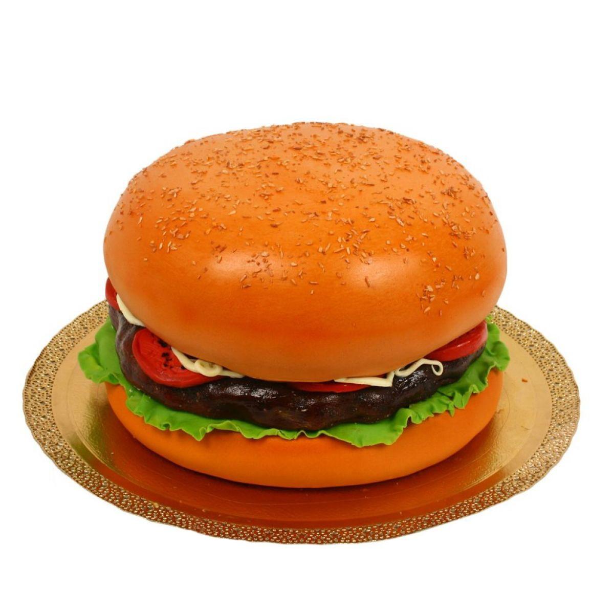 №1110 Торт бургер