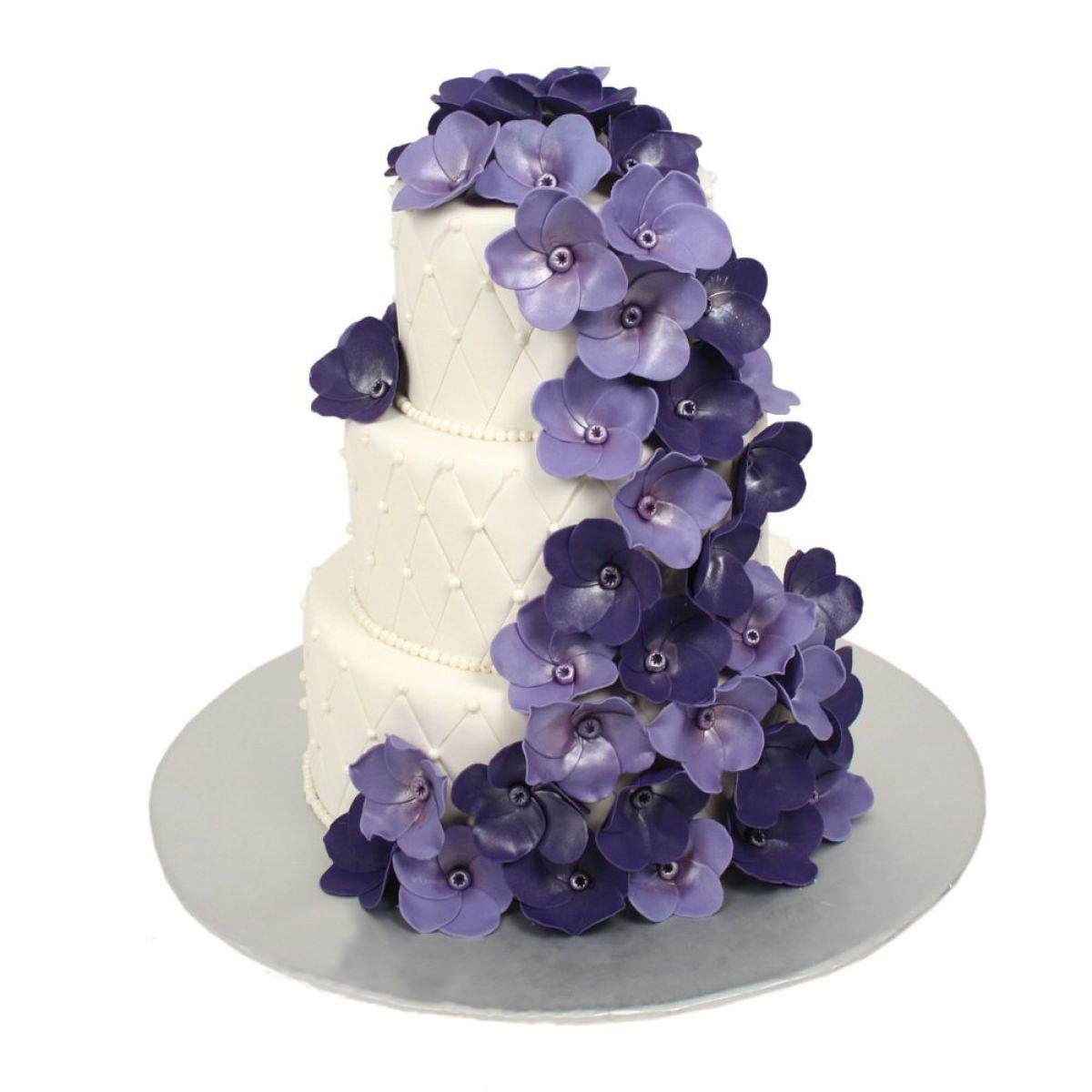 №1123 Торт цветы