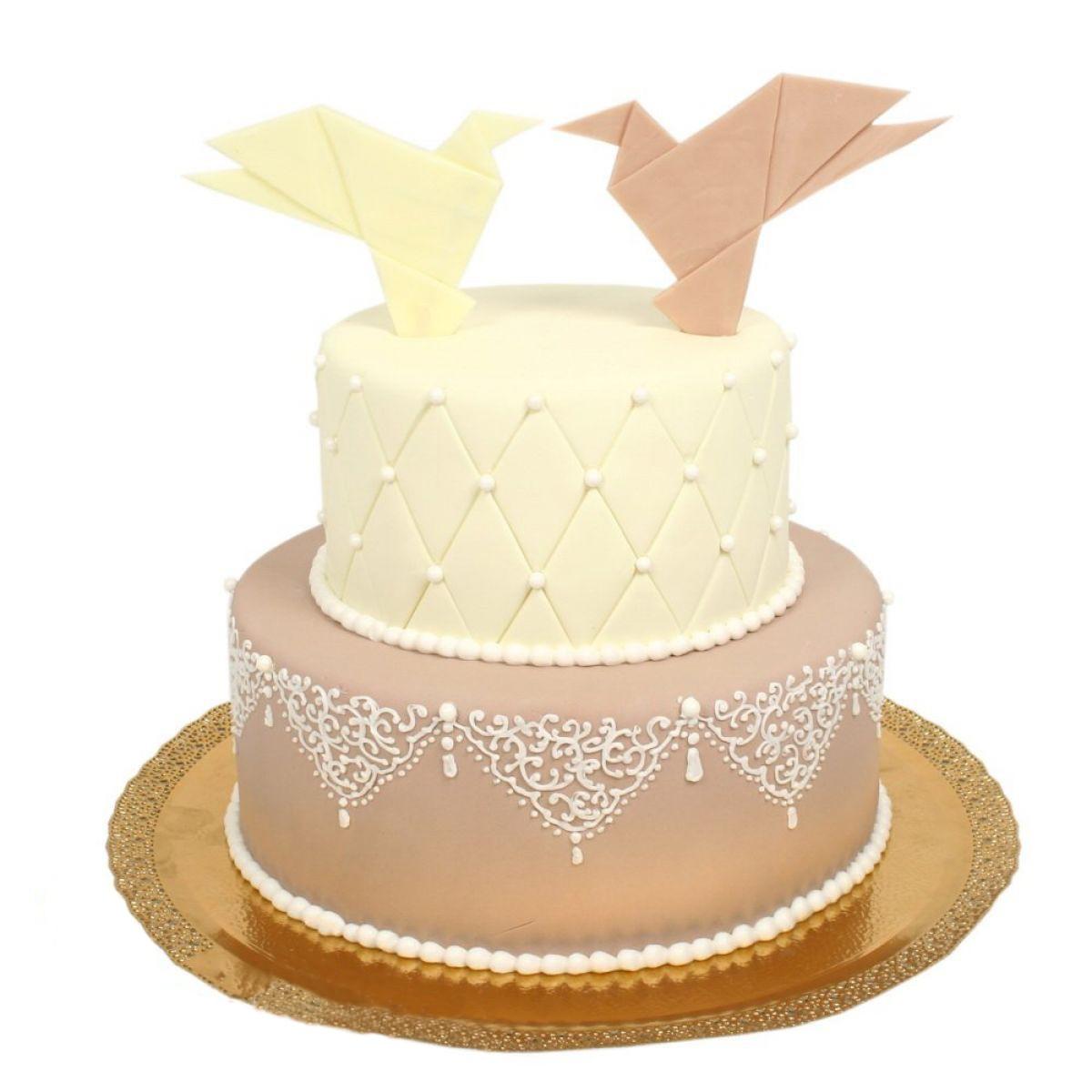 №1125 Торт голуби