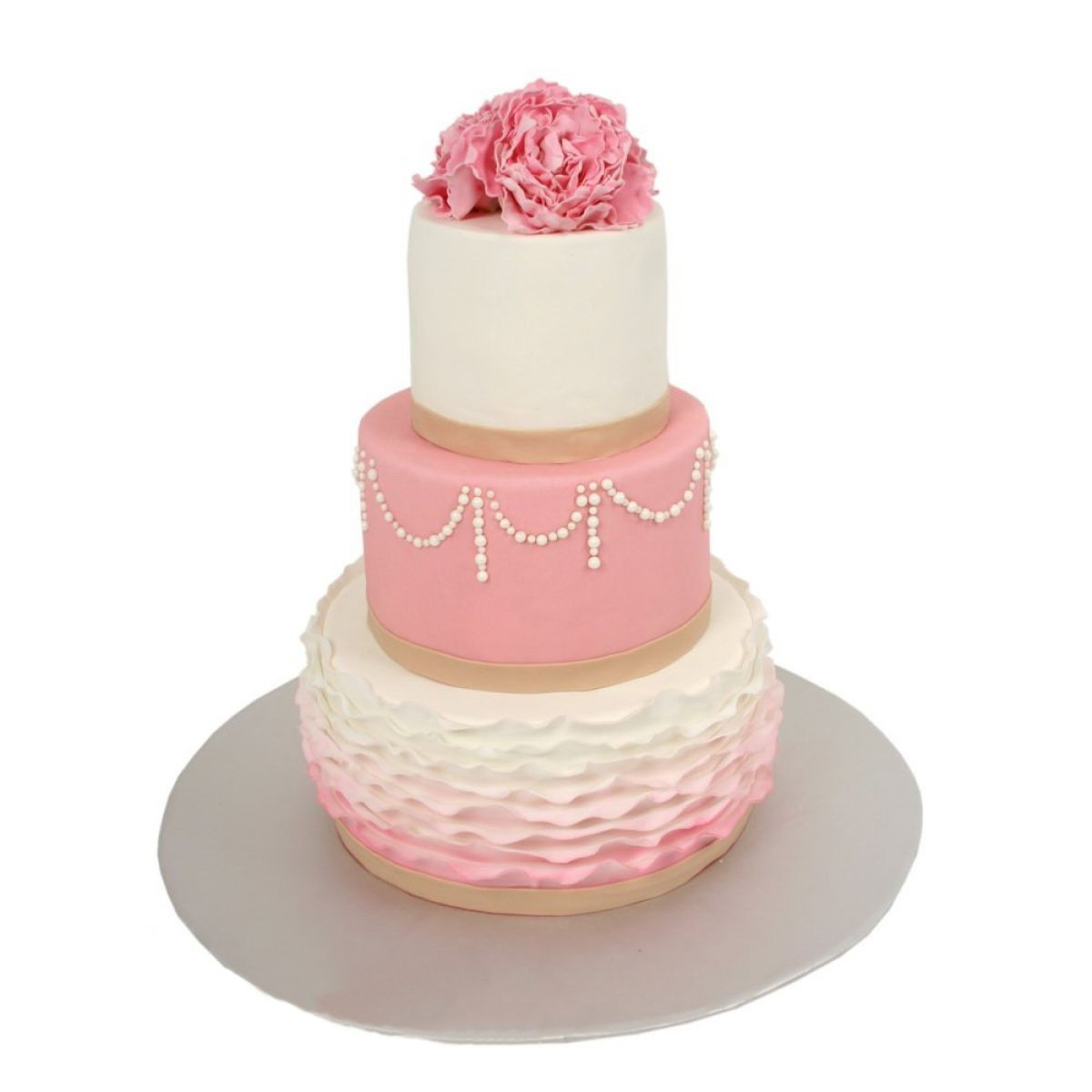 №1126 Торт розы
