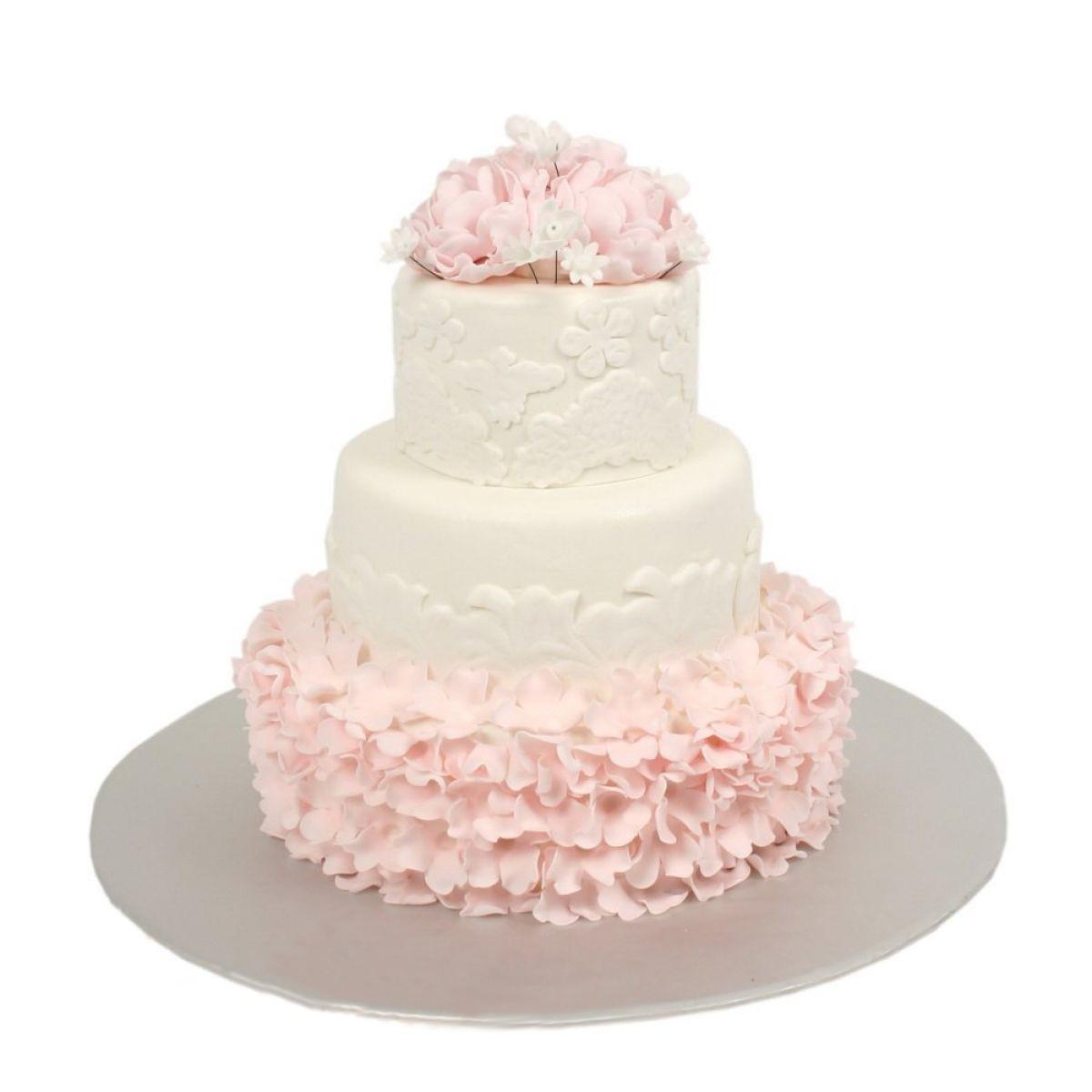 №1127 Торт цветы