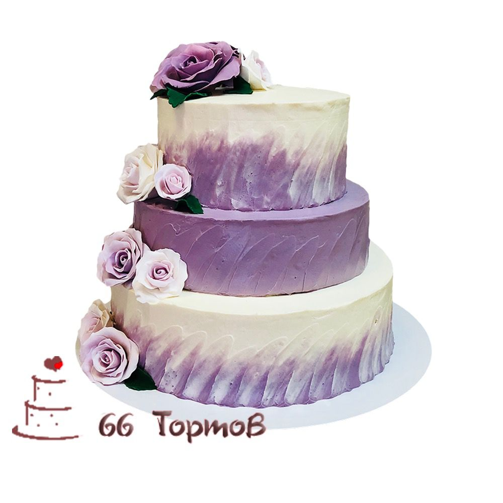 №113 Торт розы