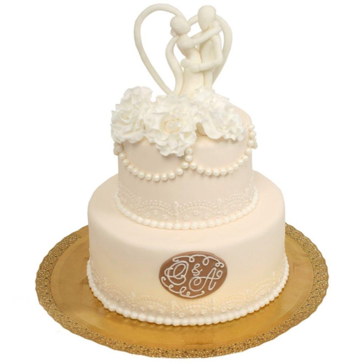 №1136 Торт влюбленные