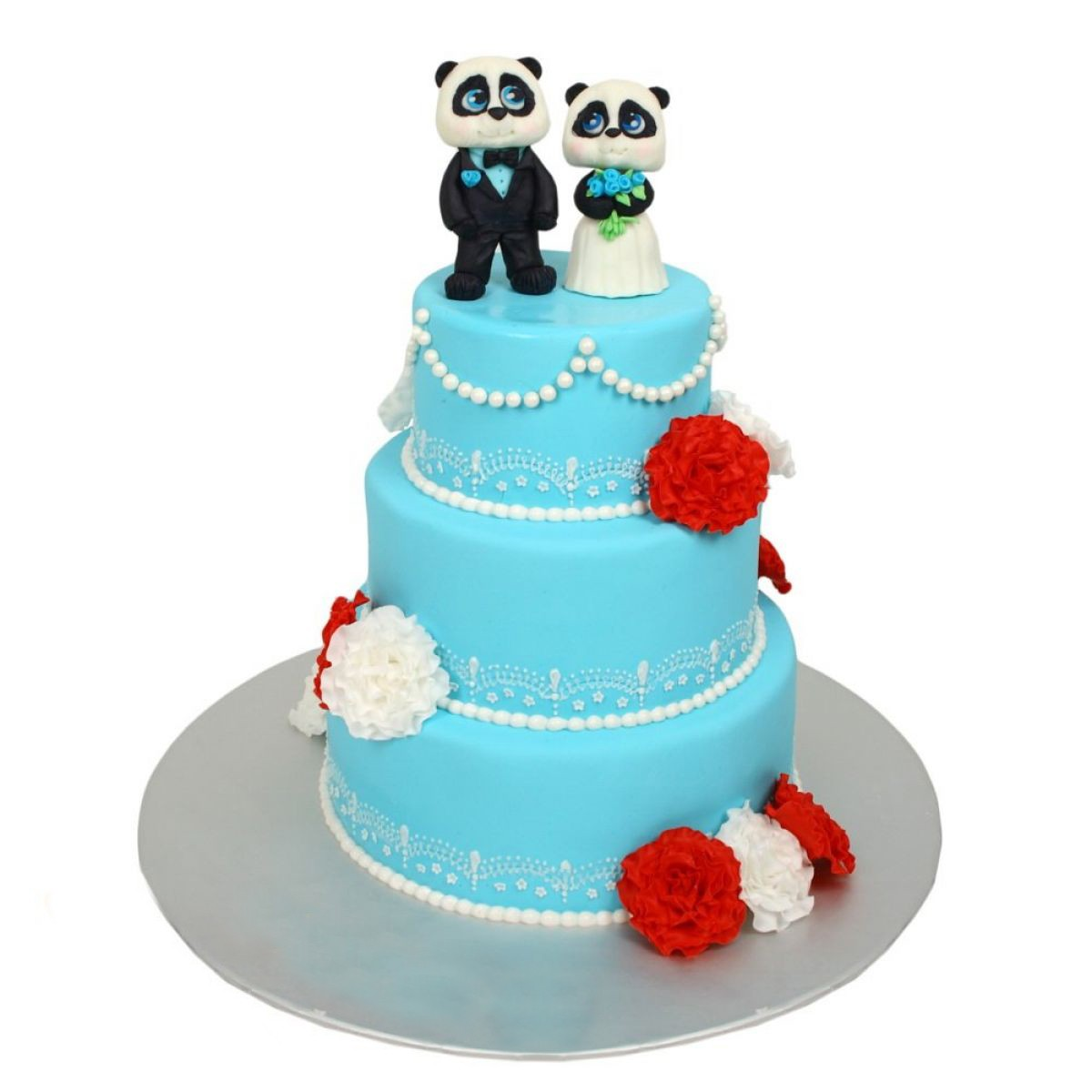 №1138 Торт панды