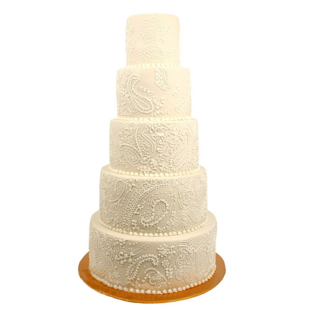№1153 Торт ажурный