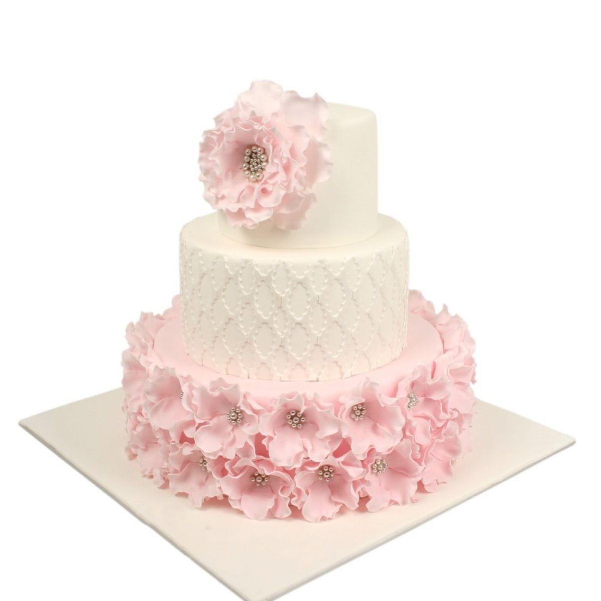 №1159 Торт розы