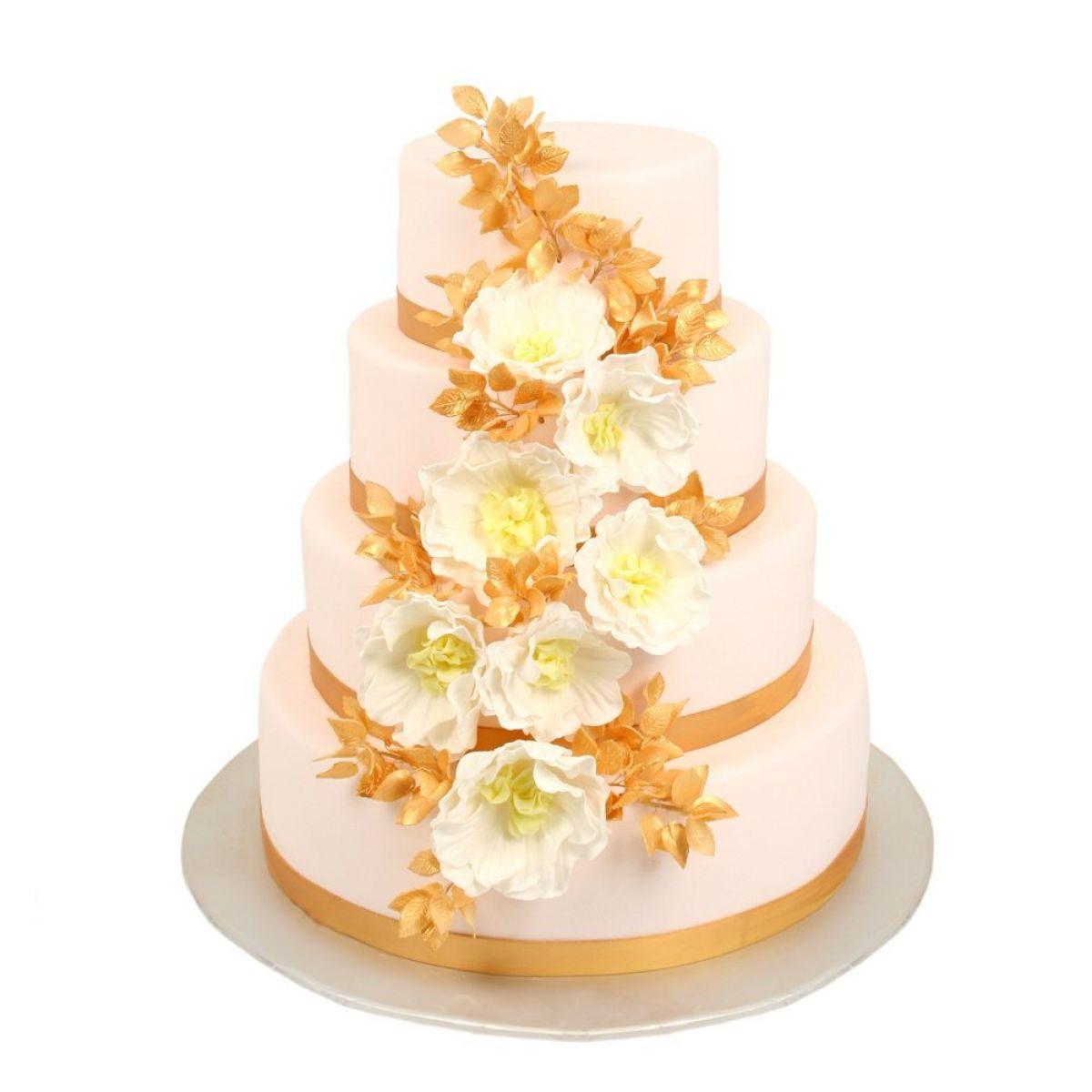 №1166 Торт цветы