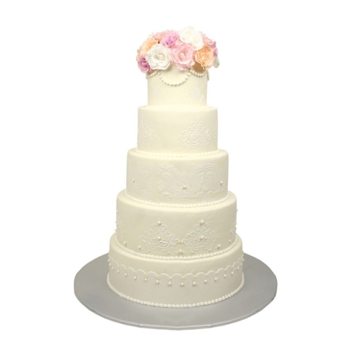 №1169 Торт цветы