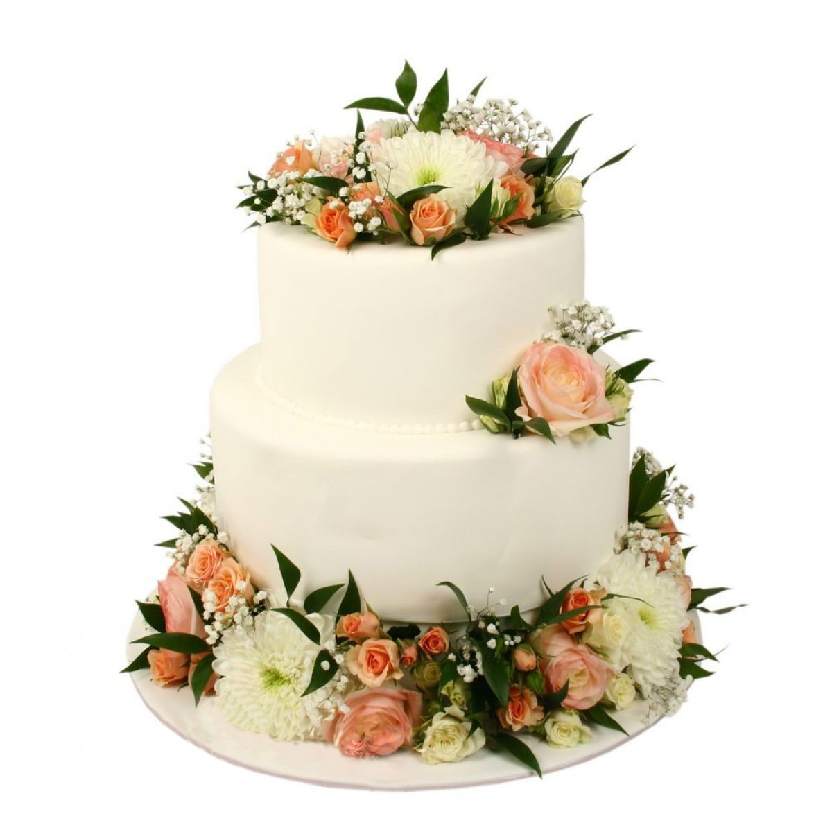 №1189 Торт розы