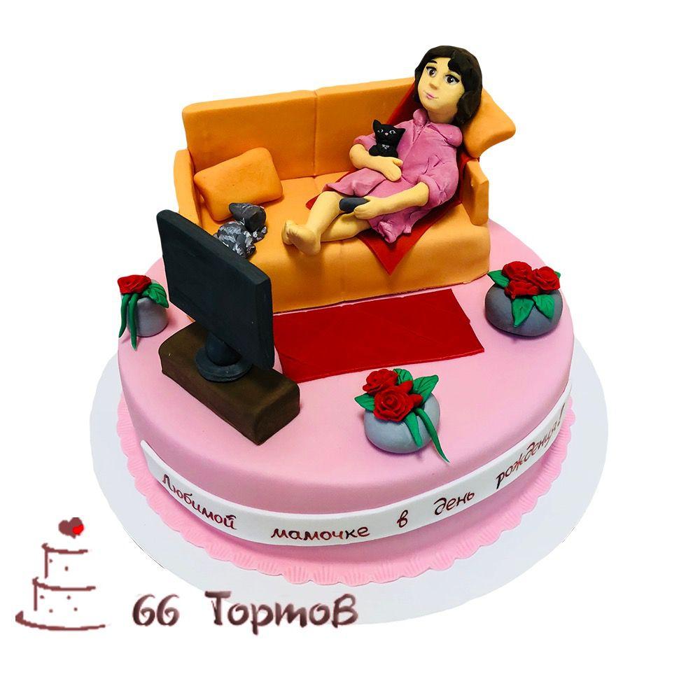 №119 Торт мама