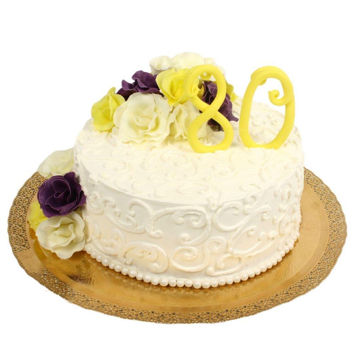№1200 Торт розы