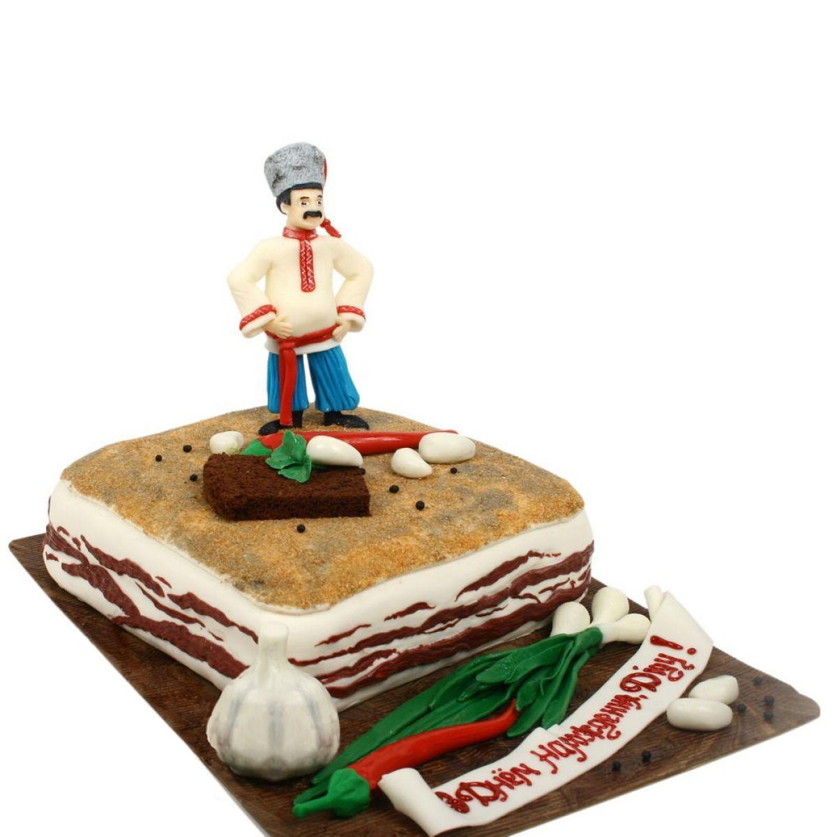 №1201 Торт сало