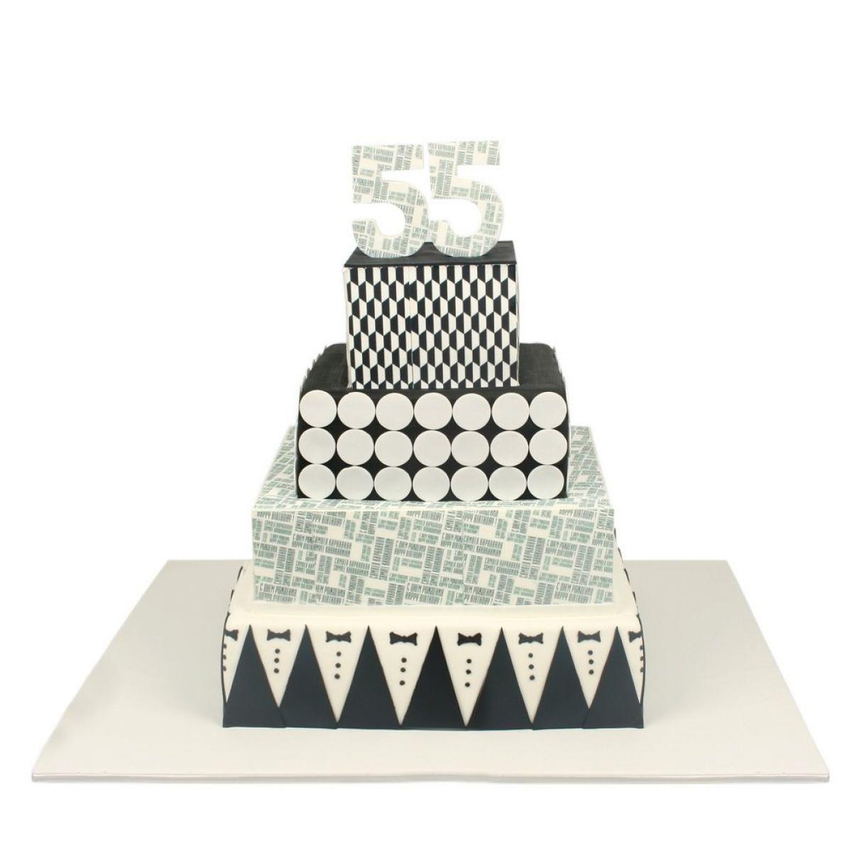 №1207 Торт шашки
