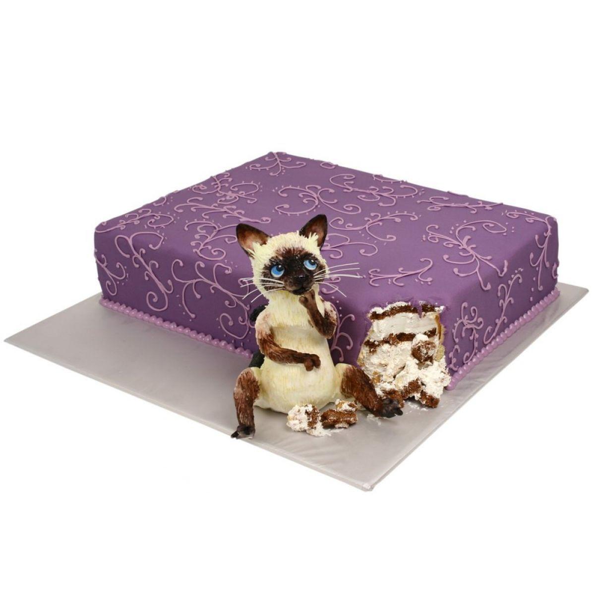 №1211 Торт котята