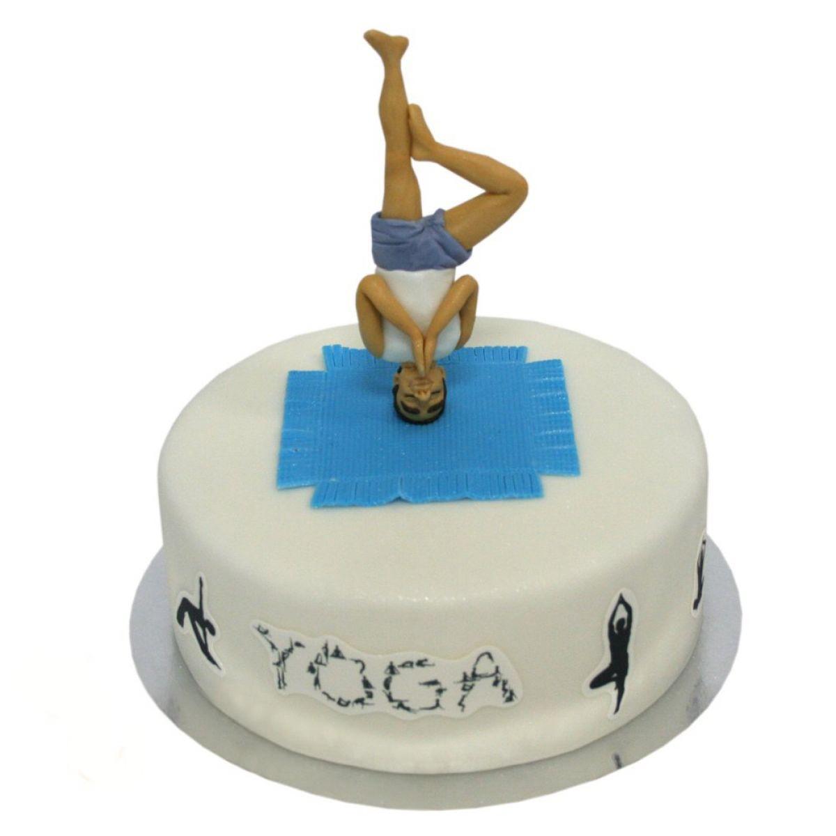 №1219 Торт йога