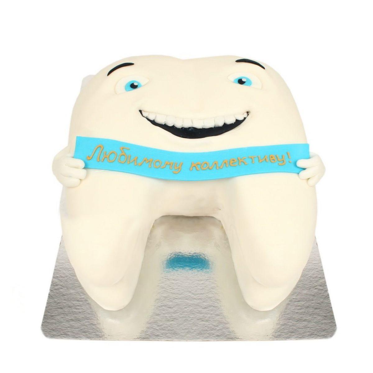 №1220 Торт зуб