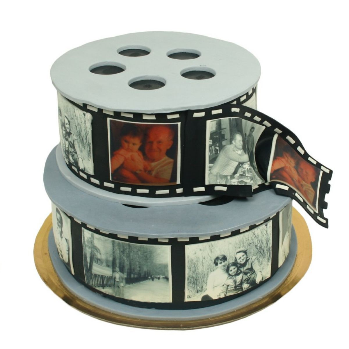 №1253 Торт кинолента