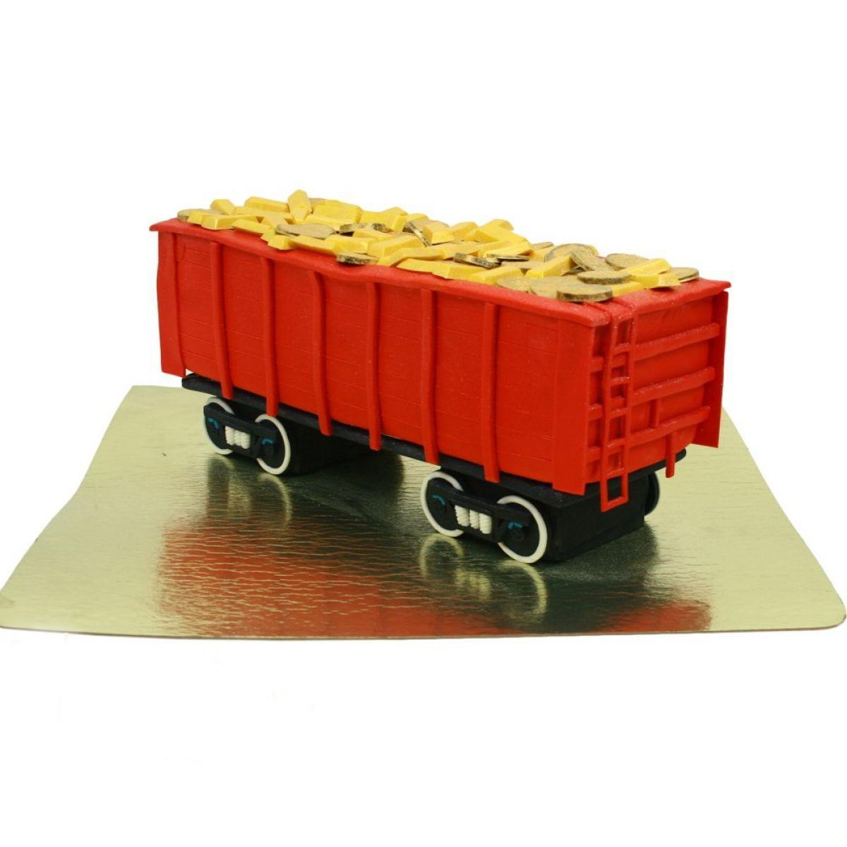 №1258 Торт вагон