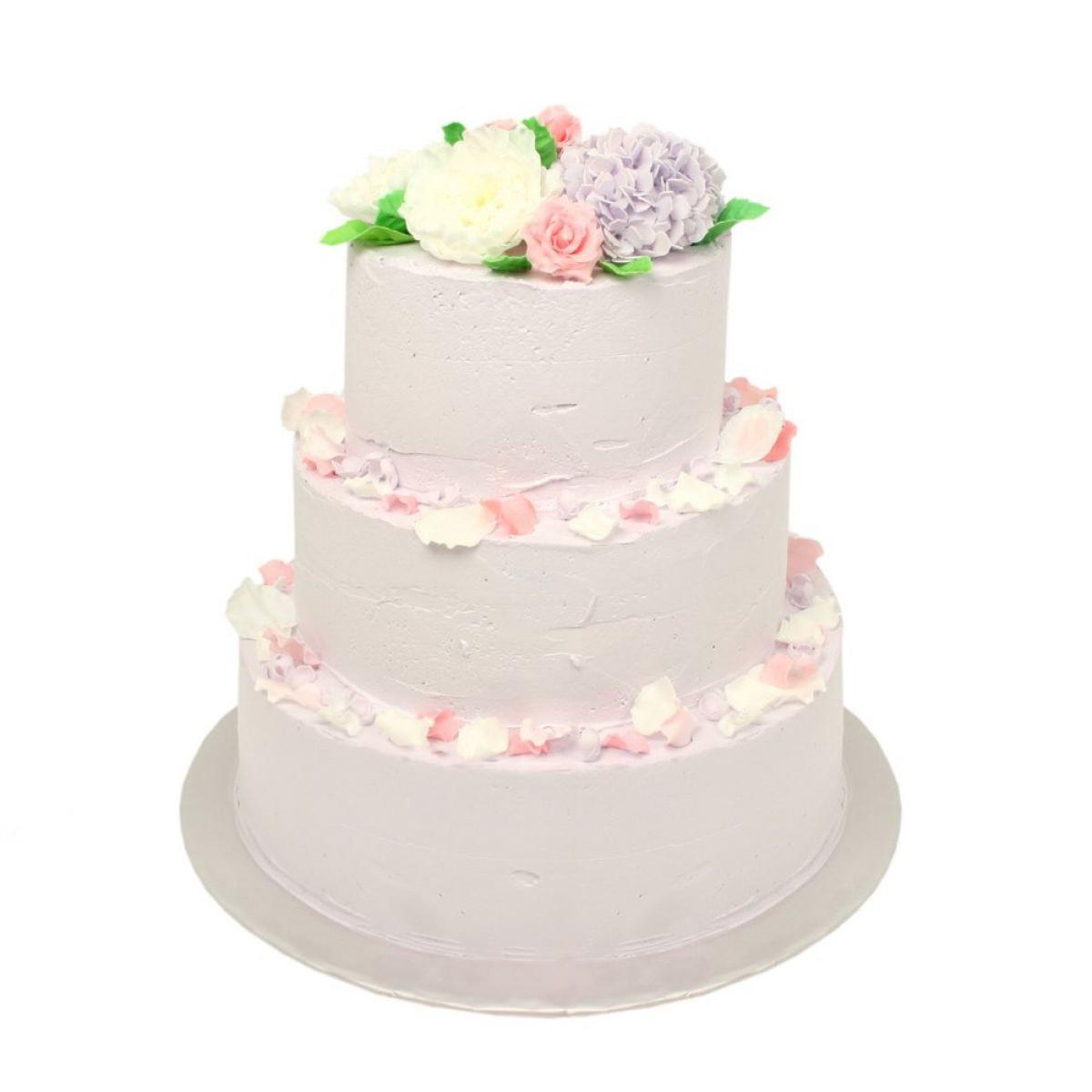 №1285 Торт розы