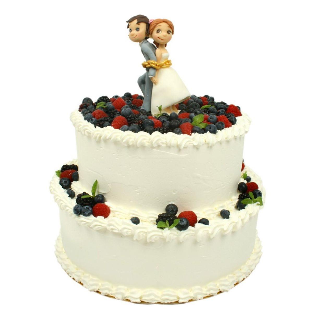 №1302 Торт влюбленные
