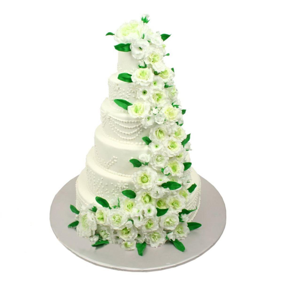 №1311 Торт цветы