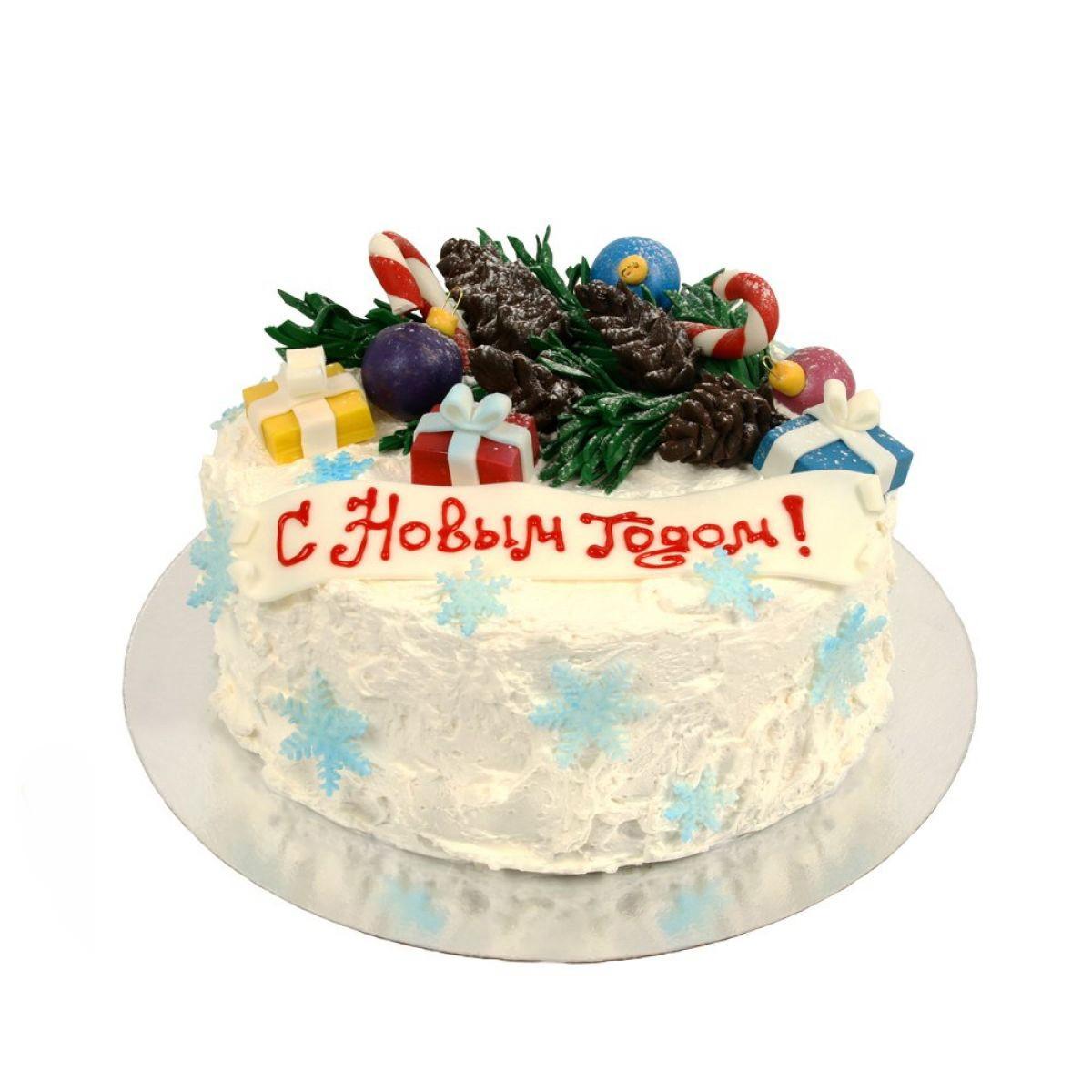 №1322 Торт новый год