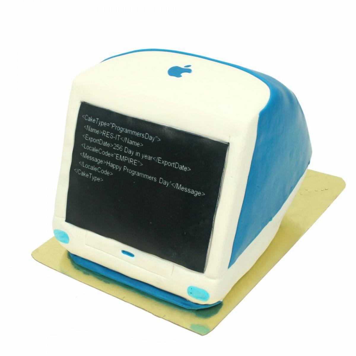 №1347 Торт компьютер