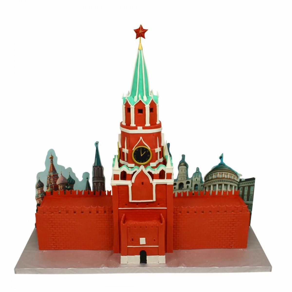 №1349 Торт кремль