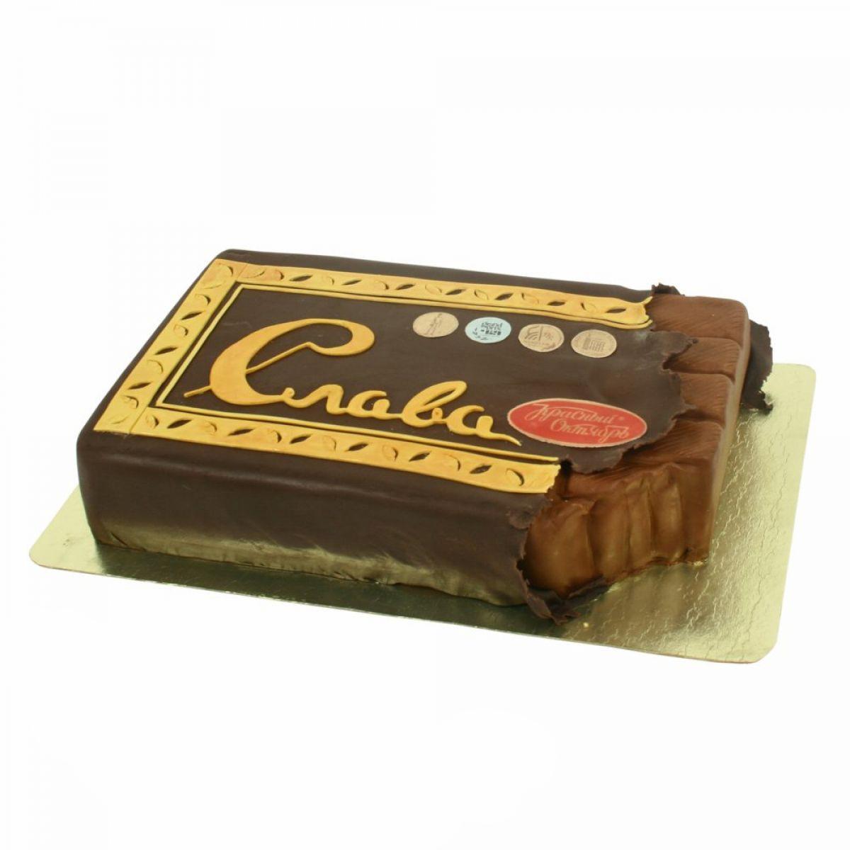 №1356 Торт шоколдка