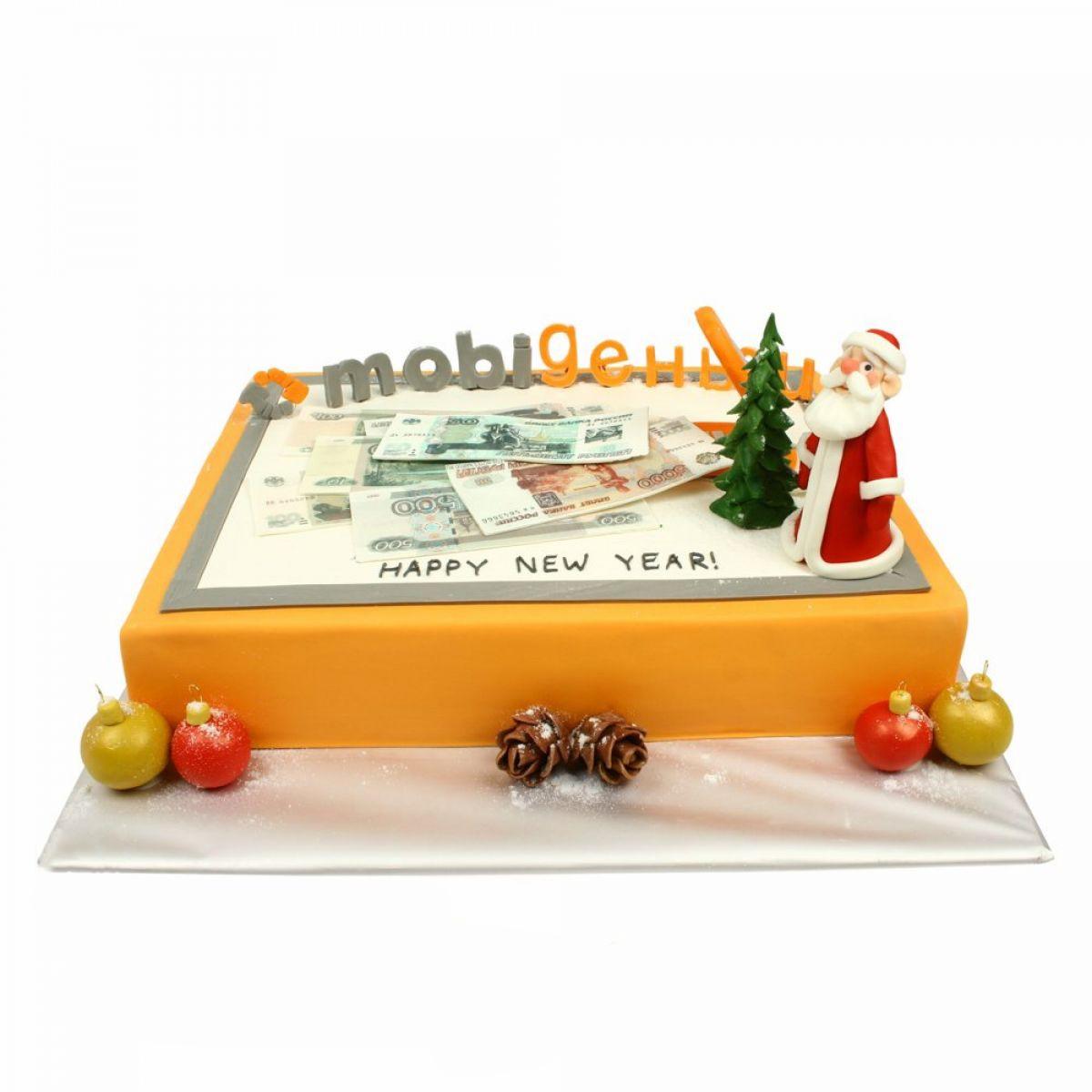№1367 Торт деньги