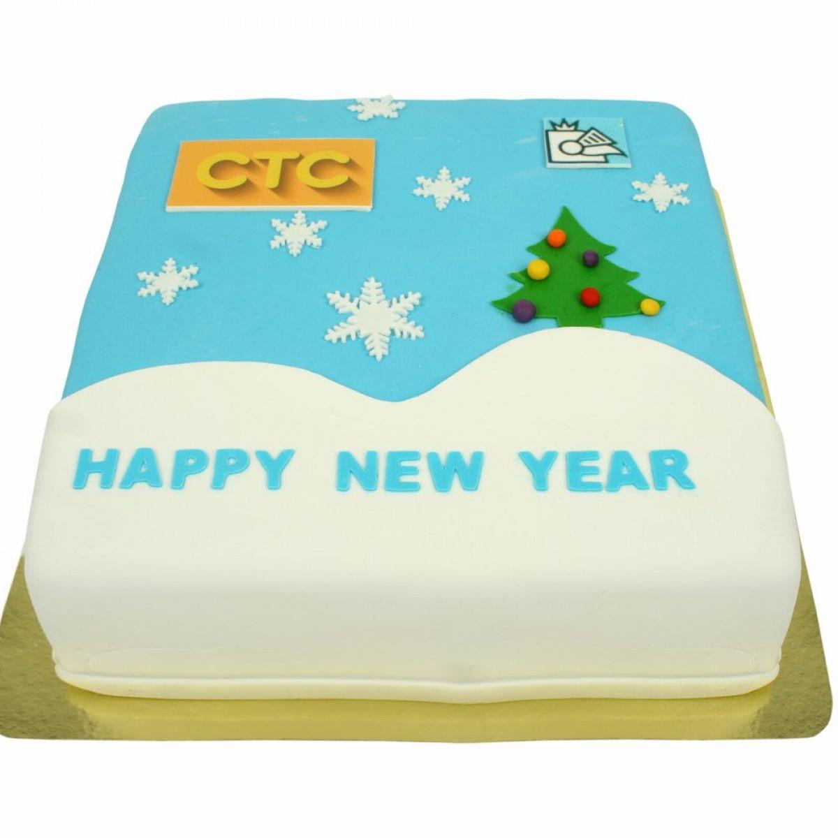 №1372 Торт стс