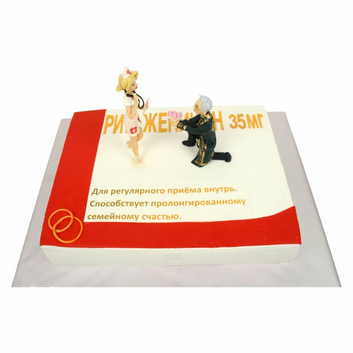 №1373 Торт таблетки