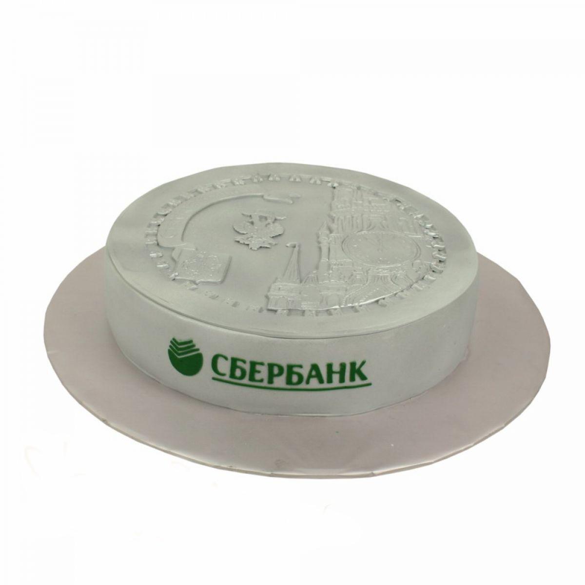 №1374 Торт сбербанк