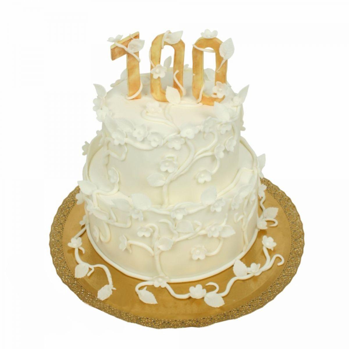 №1384 Торт цифры